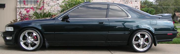 94/95 Acura legend Coupe/Sedan Conering Lights OEM - The Acura ...