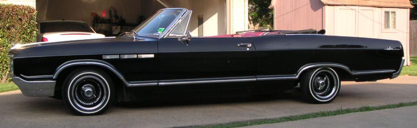 1965 Buick Lesabre Convertible Dallas Tx